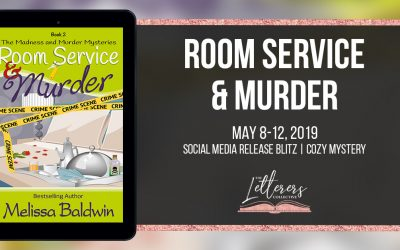 Social Media Release Blitz Signup || Melissa Baldwin – Room Service and Murder